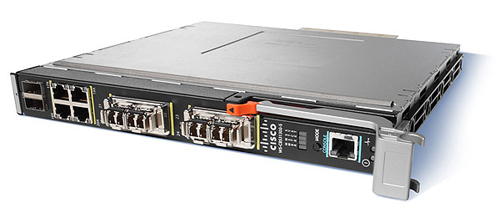 Блейд-коммутатор Cisco Catalyst 3130X для Dell