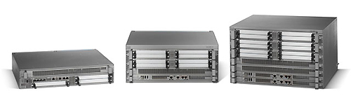Маршрутизаторы Cisco ASR серии 1000