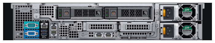 Сервер Dell PowerEdge R540
