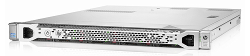 Сервер HP ProLiant DL360e Gen8 (1U)