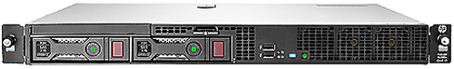 Сервер HP ProLiant DL320e Gen8 v2  (1U)