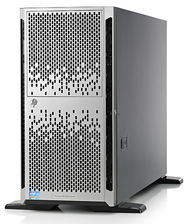 Сервер HP ProLiant ML350e Gen8 v2 (5U)
