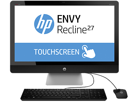 "Моноблок HP ENVY Recline 27-k400 TouchSmart All-in-One (27"")"