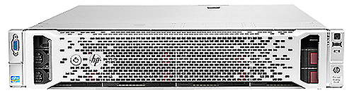 Сервер HP ProLiant DL380p Gen8 (2U)