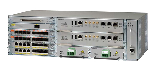 Маршрутизаторы Cisco ASR серии 900