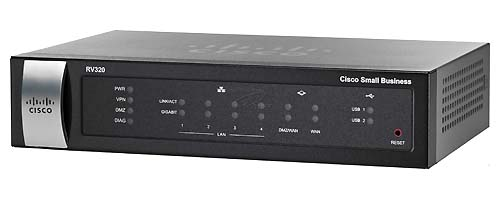 Маршрутизатор Cisco RV320