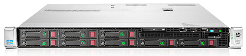 Сервер HP ProLiant  DL360p Gen8 (1U)