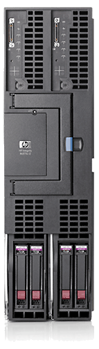 Блейд-сервер HP Integrity BL870c i2