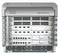 Маршрутизаторы Cisco ASR серии 9000
