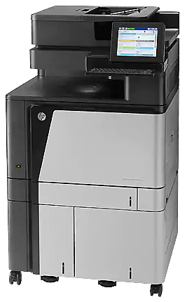 МФП НР Color LaserJet Enterprise flow M880z+