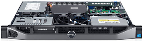 Сервер Dell PowerEdge R220 (1U)