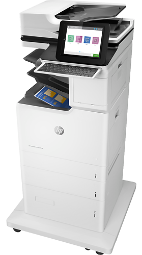 МФУ HP Color LaserJet Enterprise Flow M681z