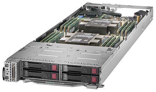 Сервер HPE ProLiant XL230k Gen10