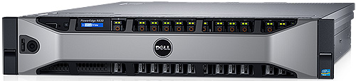 Сервер Dell EMC PowerEdge R830 (2U)