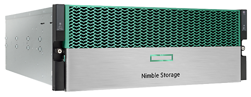 Флеш-массивы HPE Nimble Storage All Flash