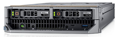 Блейд-сервер Dell PowerEdge M640