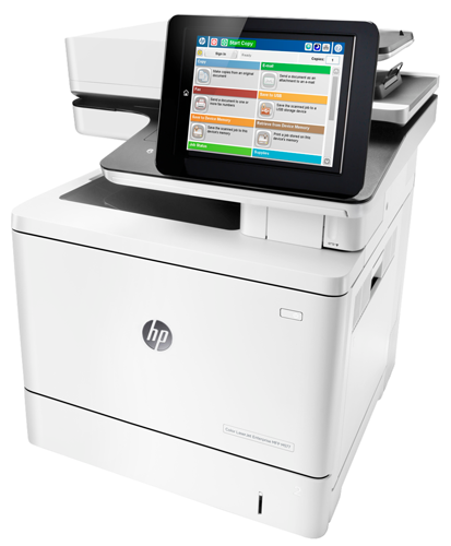 МФУ HP Color LaserJet Enterprise M577f
