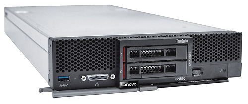 Сервер Lenovo ThinkSystem SN550