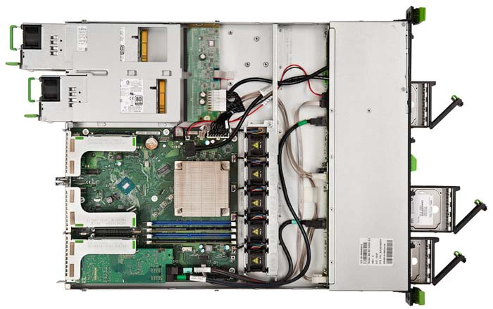 Сервер Fujitsu PRIMERGY RX1330 M3