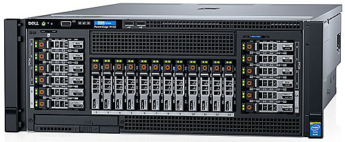 Сервер Dell PowerEdge R930 (4U)