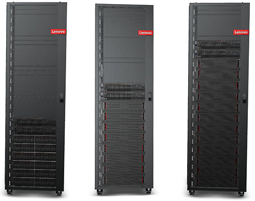 Решение Lenovo Distributed Storage Solution для IBM Spectrum Scale