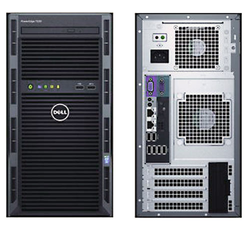 Сервер Dell EMC PowerEdge T130