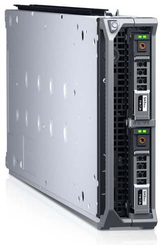 Блейд-сервер Dell PowerEdge M630