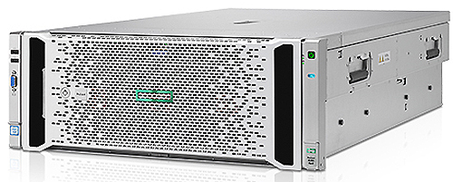 Сервер HP ProLiant DL580 Gen9 (4U)