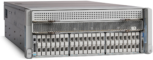 Сервер Cisco UCS C480 ML M5 (4U)