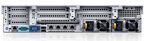 Сервер Dell PowerEdge R730 (2U)