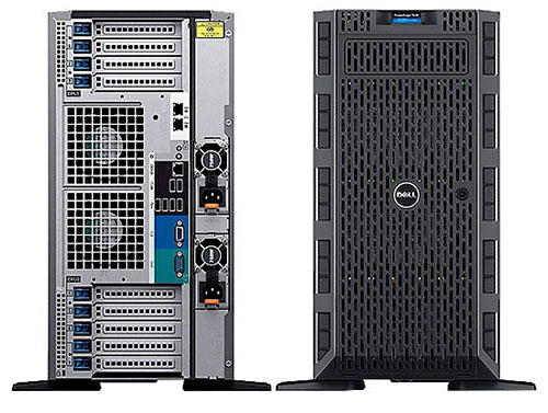 Сервер Dell EMC PowerEdge T630