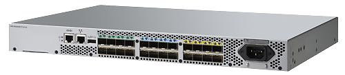 Коммутаторы HPE StoreFabric SN3600B Fibre Channel