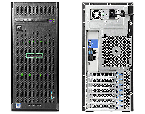 Сервер HP ProLiant ML150 Gen9 (5U)