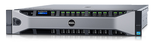 Сервер Dell EMC PowerEdge R730 (2U)