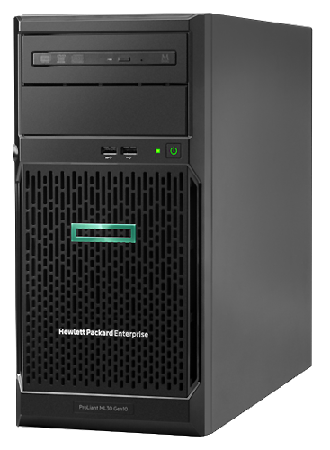 Сервер HPE ProLiant ML30 Gen10 (4U)