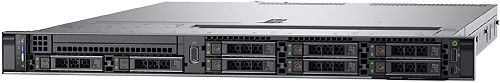 Сервер Dell EMC PowerEdge R6515 (1U)