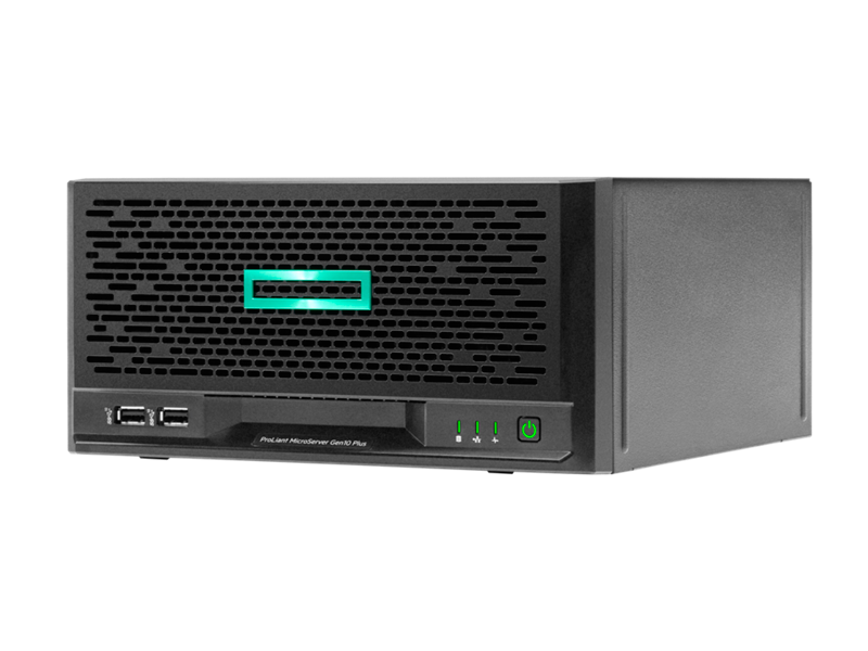 Сервер HPE ProLiant MicroServer Gen10 Plus