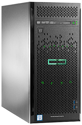 Сервер HP ProLiant ML110 Gen9 (4,5U)
