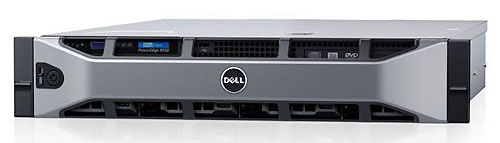 Сервер Dell PowerEdge R530 (2U)