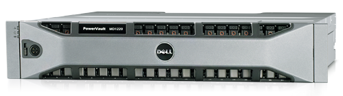 Дисковая полка Dell PowerVault MD1220