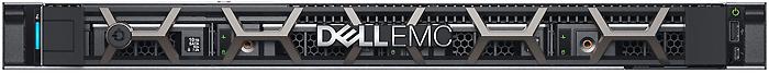 Dell PowerEdge R240 вид спереди