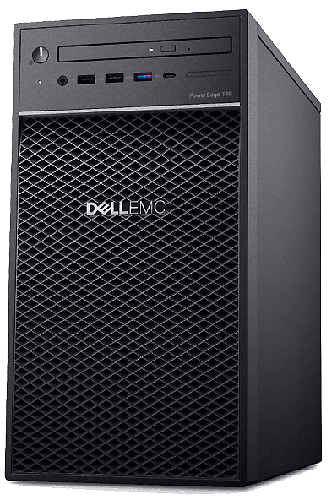 Сервер Dell EMC PowerEdge T40