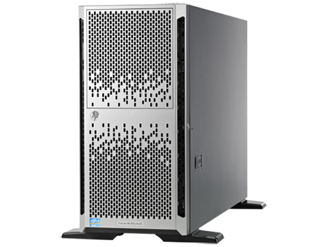 Сервер HP ProLiant ML350p Gen8 (5U)