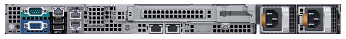 Сервер Dell EMC PowerEdge R440 (1U)