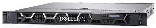 Сервер Dell EMC PowerEdge R6415 (1U)