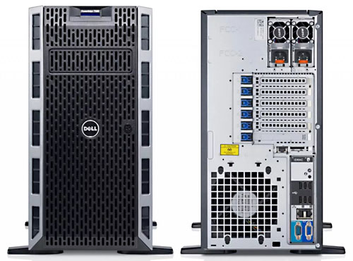 Сервер Dell EMC PowerEdge T430