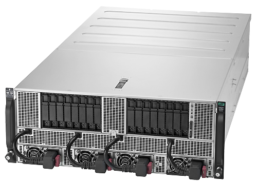 Система HPE Apollo 6500 Gen10