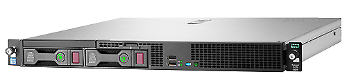 Сервер HP ProLiant DL20 Gen9 (1U)