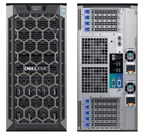Сервер Dell EMC PowerEdge T640