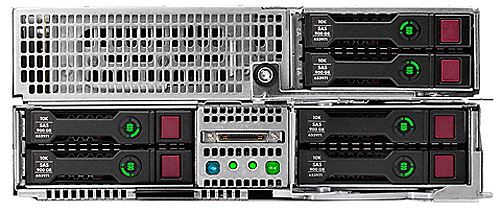 Сервер HP ProLiant XL250a Gen9